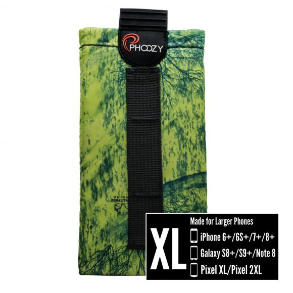 Phoozy XP3 Realtree Fishing Mahi Green XL