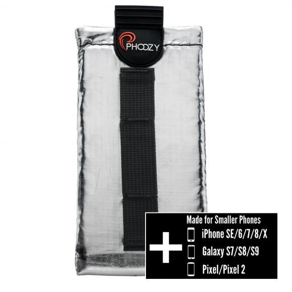 Phoozy XP3 Iridium Silver Plus
