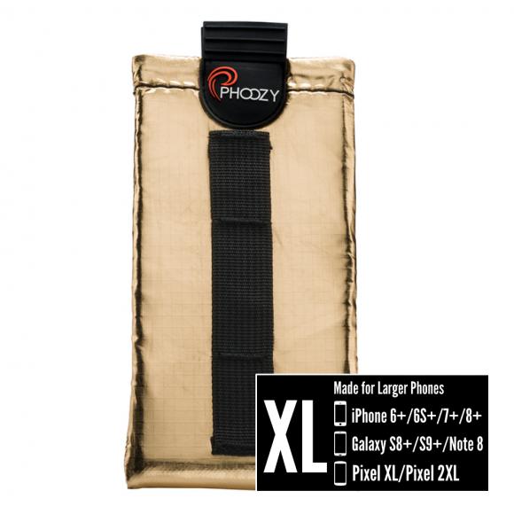 Phoozy XP3 Iridium Gold XL