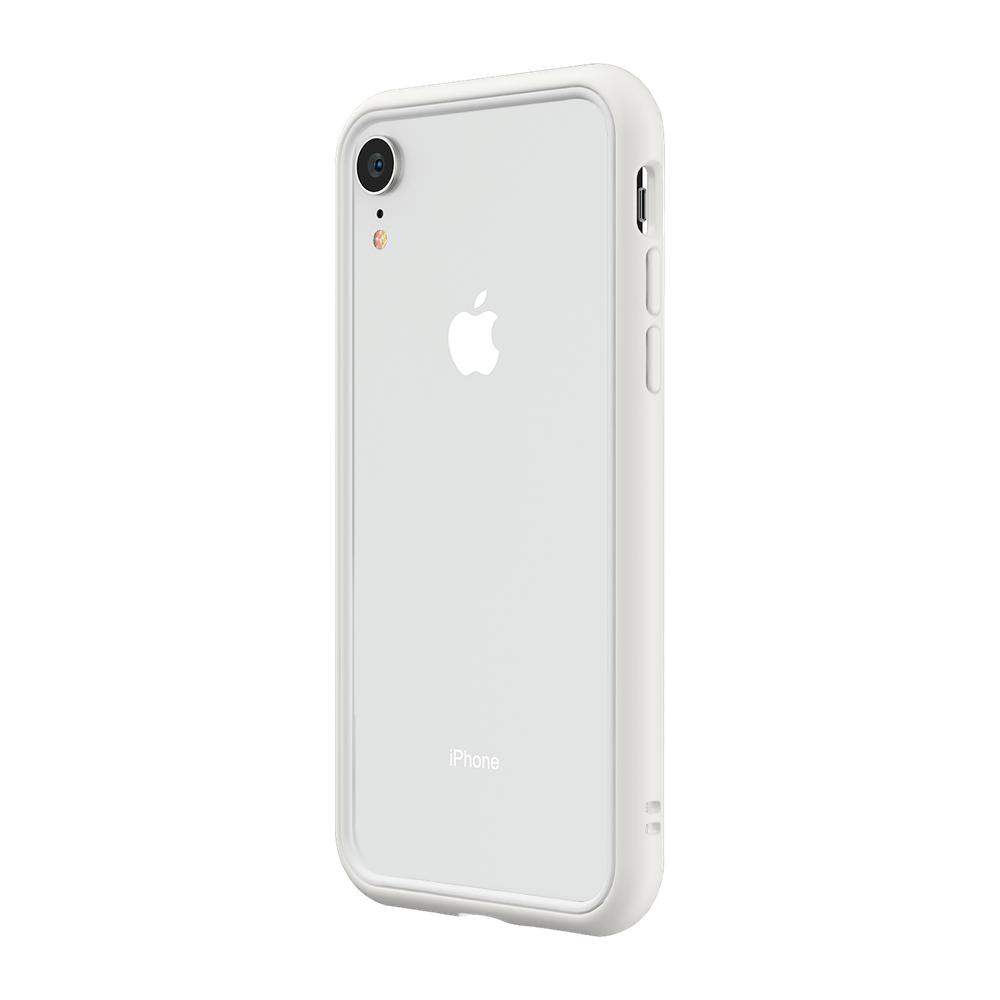 save off 4fa98 42d52 RhinoShield CrashGuard NX iPhone XR - White - RHI052