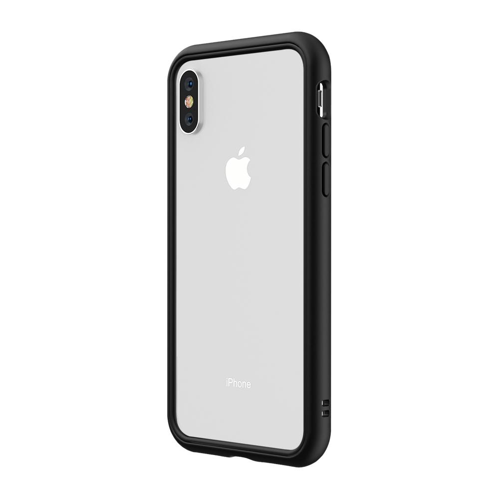 quality design 3cf93 b6a9b RhinoShield CrashGuard NX iPhone Xs Max - Black - RHI058